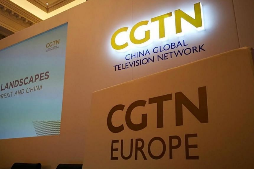 Ofcom said CGTN's licence holder did not have editorial control over broadcasts in the UK.