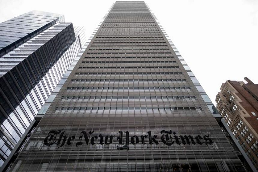 New York Times had 7.5 million subscriptions at the end of 2020.