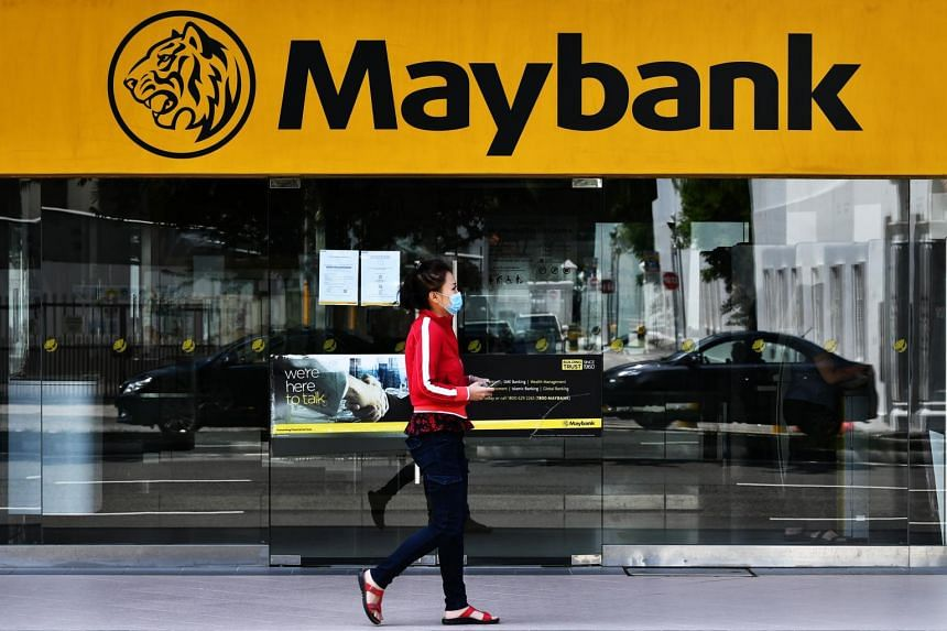 Maybank urged users to key in the address of its website directly into their browser instead of clicking on links provided by others.