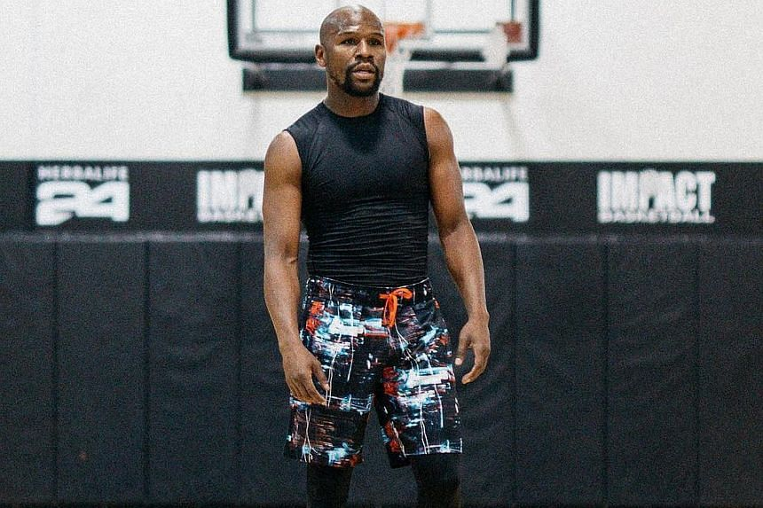 Floyd Mayweather was scheduled to fight against an unnamed opponent at Tokyo Dome on Feb 28, 2021.