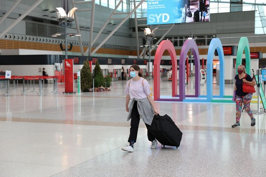 Hopes of reopening Australia's borders have been severely dented by the emergence of new strains of the virus.