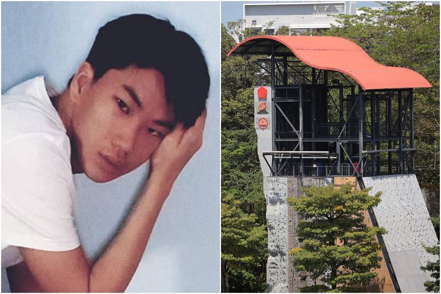 Anglo-Chinese School (Independent) student Jethro Puah died on Feb 4 after an accident at Safra Yishun.