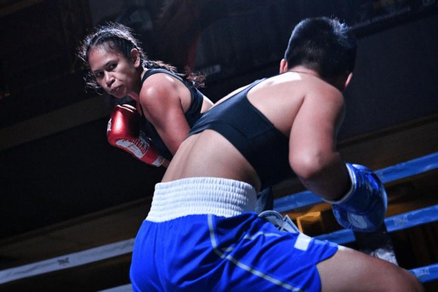 Nurshahidah Roslie, boxing, women empowerment, gender equality
