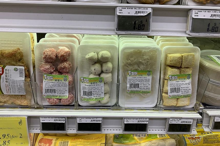 Muis has assured consumers that Li Chuan products in Singapore meet its requirements for halal certification.