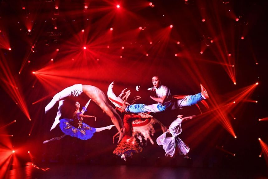 The digital programme will involve the use of Computer-Generated Imagery effects that bind physical and virtual performances.