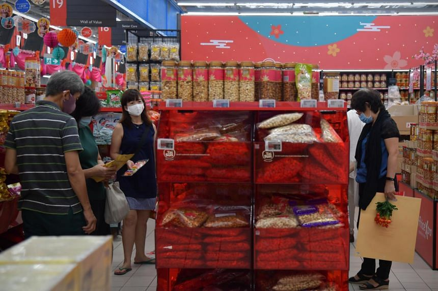 The major supermarket chains will have stores open on the first day of Chinese New Year.
