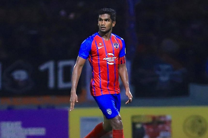 Johor Darul Ta'zim skipper Hariss Harun is relying on Zoom sessions to stay fit.