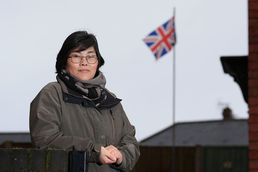 North Korean-born Jihyun Park fled to the UK 13 years ago and is now standing as a Conservative Party candidate.