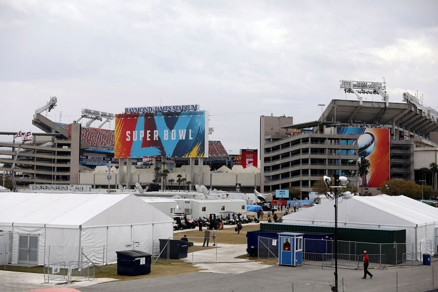 The game will be played in front of a limited crowd, with roughly 25,000 attendees in the Raymond James Stadium.
