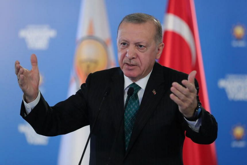 President Recep Tayyip Erdogan is vowing to take aim at the remains of a charter first adopted by a military junta in 1982.