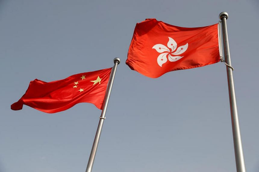 Hong Kong's sedition law is separate from a sweeping national security law that Beijing imposed in June 2020.