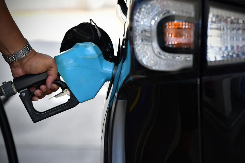 During the three-month circuit breaker, pump prices fell to their lowest in several years.