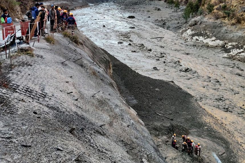 Seven bodies had been recovered and about 125 people are unaccounted for.