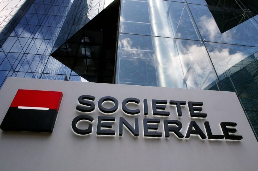 Societe Generale has historically focused on investment banking, especially market activities.