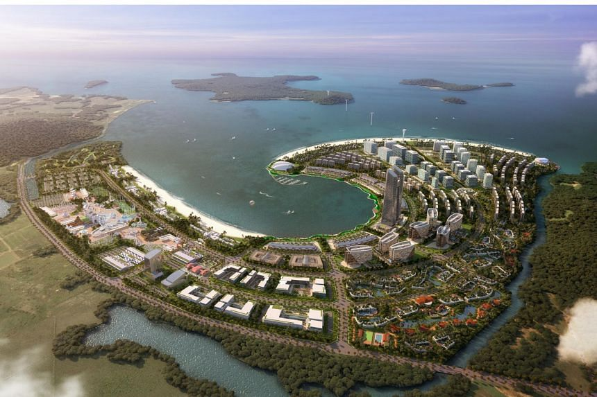 Ream City is set to transform Sihanoukville by introducing a sustainable ecosystem of residential and commercial activity.