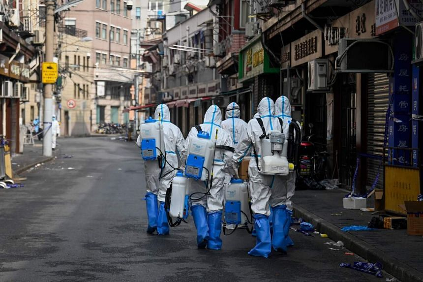 This marked the first time China has had zero local infections since Dec 16.