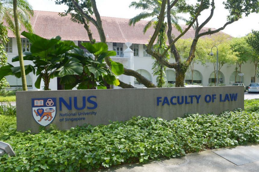 To be eligible, the students must also select law as their first choice in their applications to NUS.