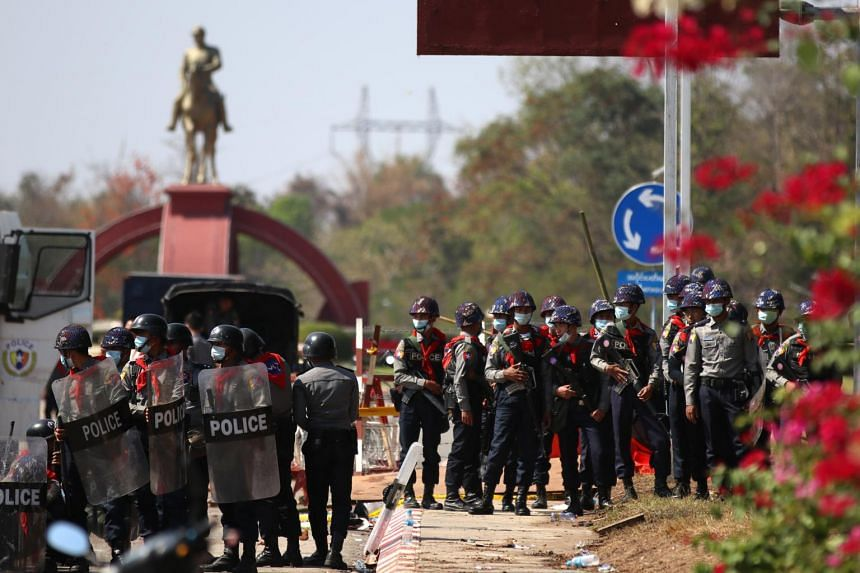 The coup ended a brief, decade-long experiment in democracy in Myanmar.