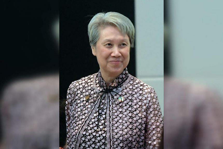 Ms Ho Ching has held the CEO title at Singapore investment company Temasek since 2004.