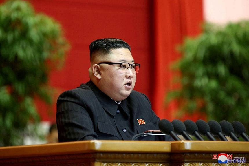 Mr Kim laid out detailed tasks for the party to attain the goals of increased iron and steel production and investment.
