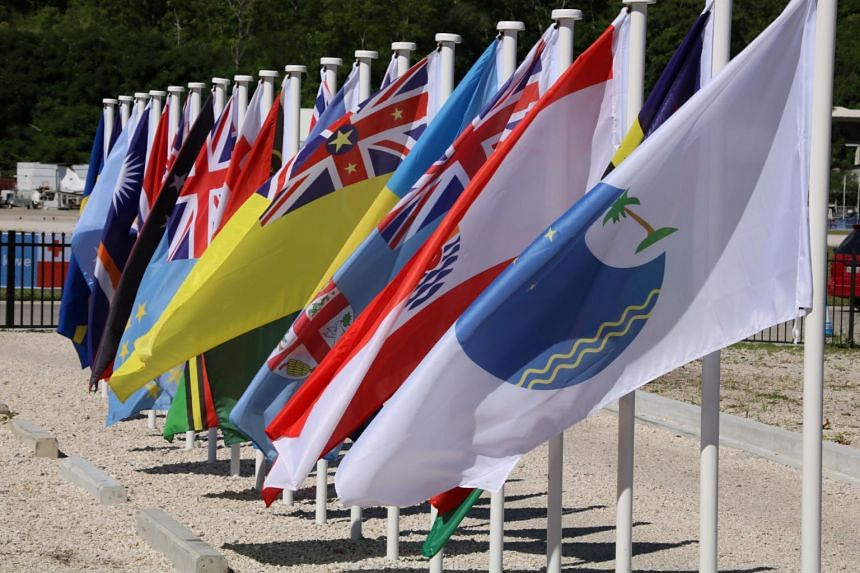 The countries are all part of the Micronesia sub-grouping and said they would follow Palau's decision last week to pull out of the forum.
