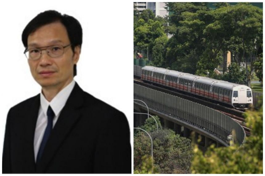 Shen Ruifu committed the offence on a south-bound train as it was travelling from Ang Mo Kio to Bishan on Dec 12, 2018.