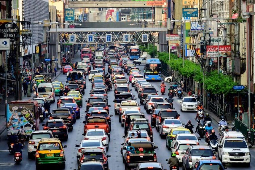 Thailand has the advantage of being a car production hub.