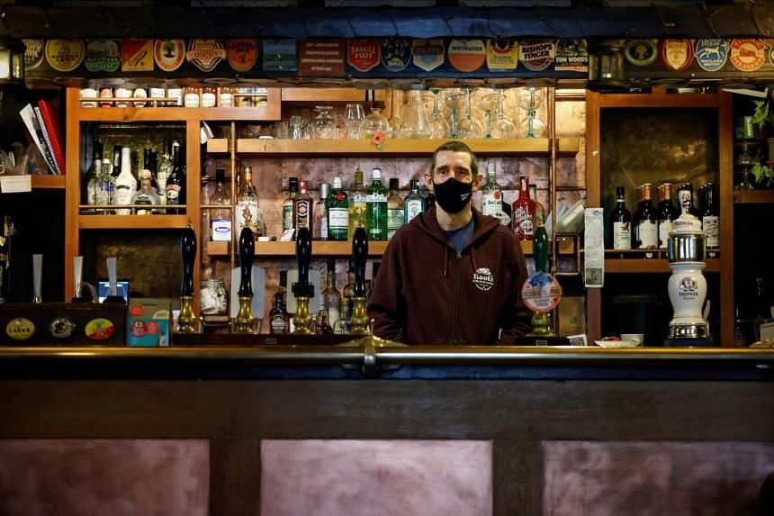 Pub beer sales slumped by 56 per cent last year due to the deadly Covid-19 pandemic.