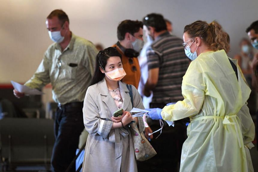 Australia has suffered repeated outbreaks from cases that have leaked out of quarantine facilities.