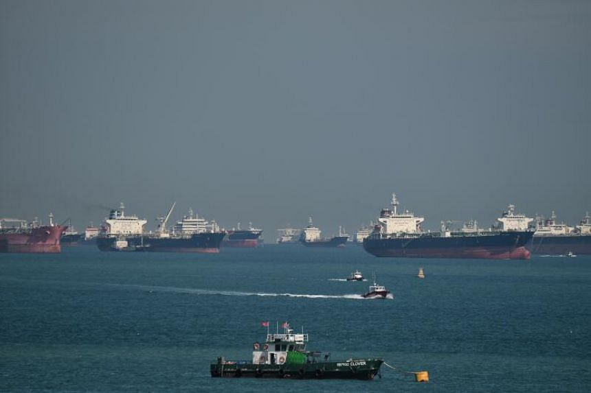 The Singapore Strait passes through the territorial jurisdictions of the Republic, Malaysia and Indonesia.