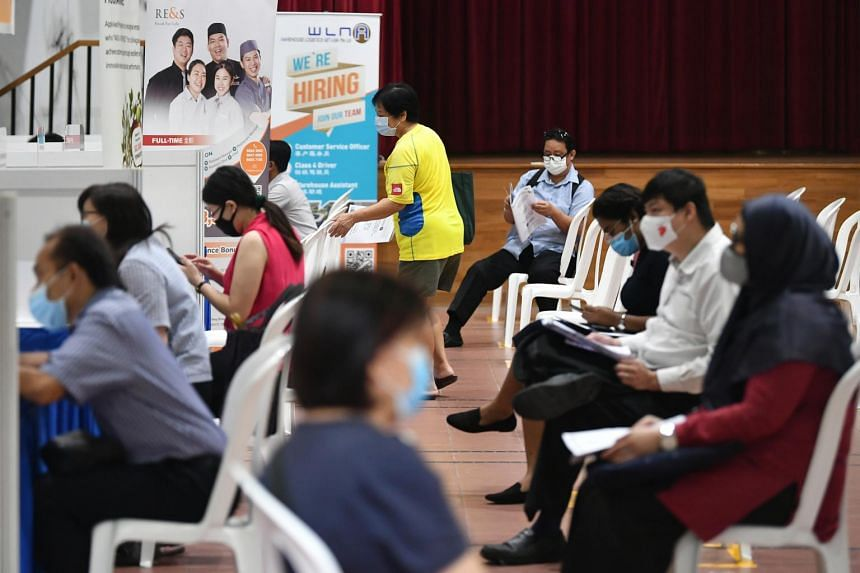 There is a broad range of company attachments under the SGUnited Mid-Career Pathways Programme.