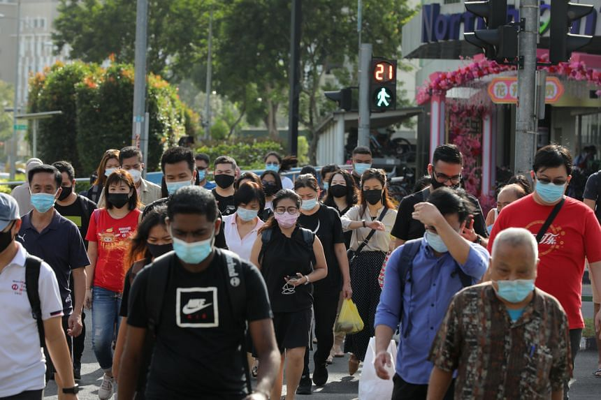 Singapore has reported a total of 59,759 coronavirus cases so far.