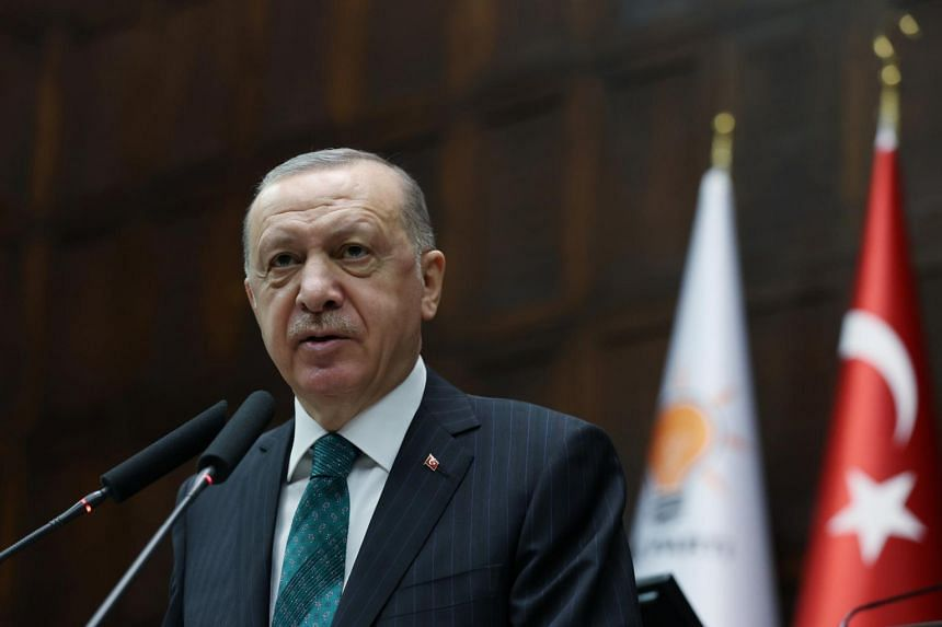 Polls show a melting support base for Turkish President Recep Tayyip Erdogan.