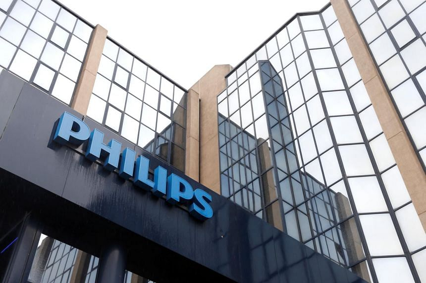 Philips' home appliance unit is valued at about US$3.64 billion.