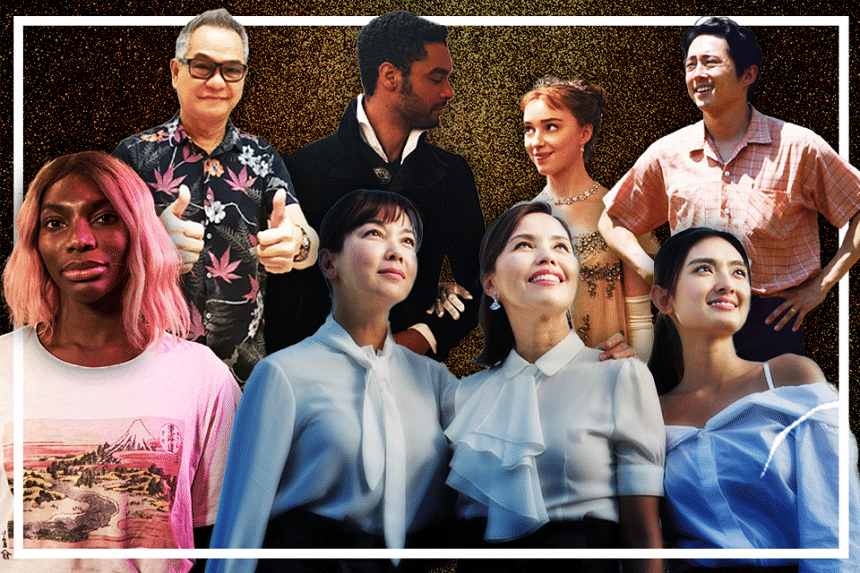 This week, the #PopVultures talk about the awards season, discussing snubs and shocks at local broadcaster Mediacorp's Star Awards and Hollywood's Golden Globes.