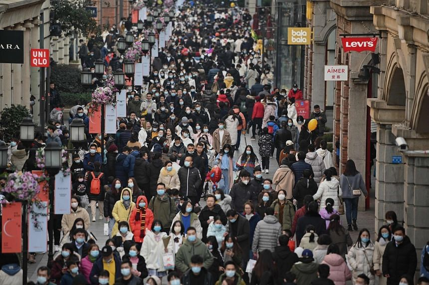 Wuhan's recovery has drawn close scrutiny.