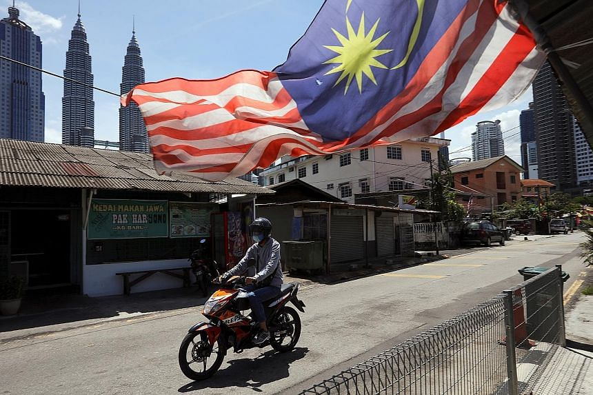 Malaysia is in its third iteration of Covid-19 restrictions since the pandemic began just over a year ago. The economy was almost entirely shut down between March and June last year - causing GDP to contract by a whopping 17.1 per cent in the second