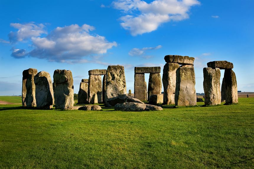 There are also indications the builders of Stonehenge copied the monument in Wales.