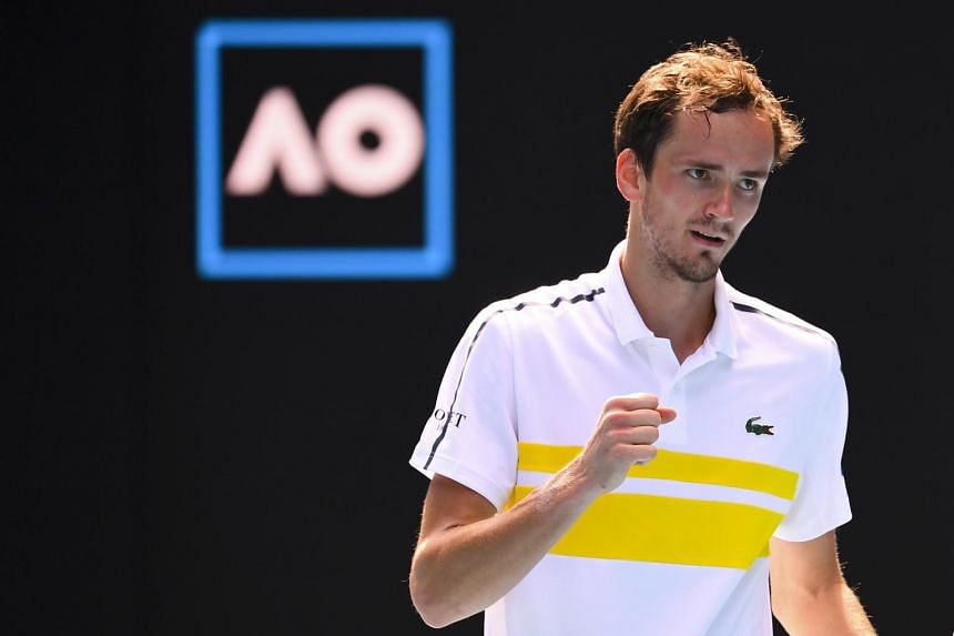 Daniil Medvedev had never won a five-set match in six previous attempts.