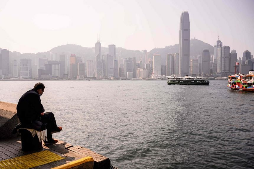 The political situation has also prompted an exodus of Hong Kongers in general.