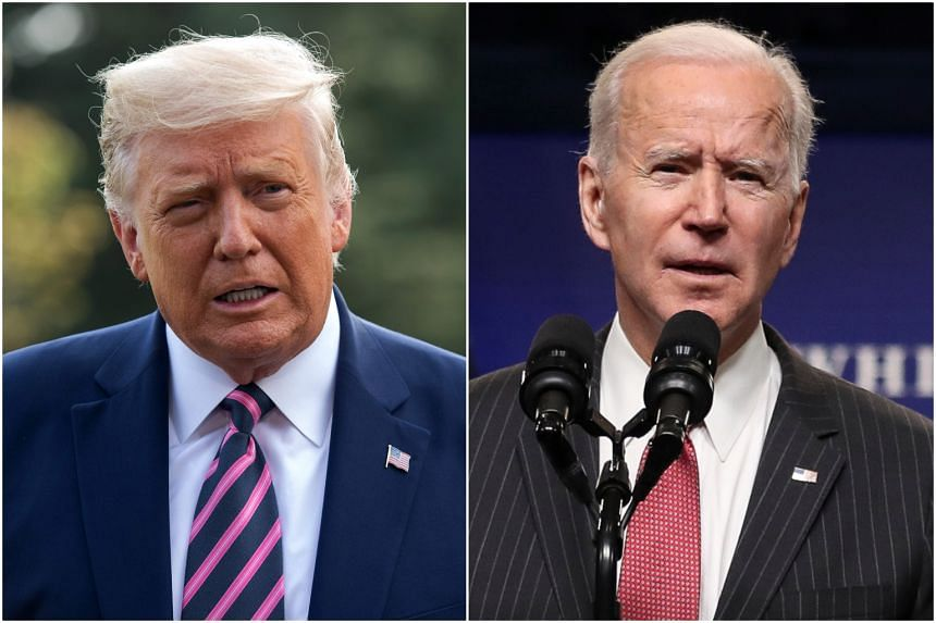 Donald Trump's impeachment trial has been hanging over the start of Joe Biden's presidency.