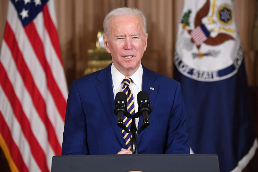 President Joe Biden lauded the courage of those who made efforts to protect the integrity of US democracy.