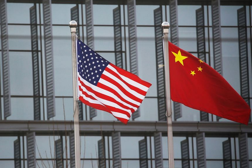 """The US has been """"pointing fingers at other countries who have been faithfully supporting the WHO"""", said a Chinese spokesman."""