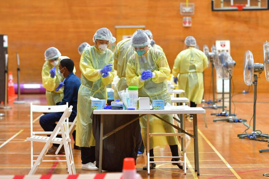 Defence Minister Ng Eng Hen said that Total Defence saved lives and jobs when it was put into action during the pandemic in 2020.