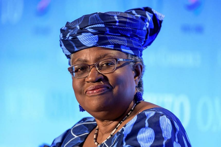 Ngozi Okonjo-Iweala's appointment would remove a key obstacle to the functioning of the WTO.