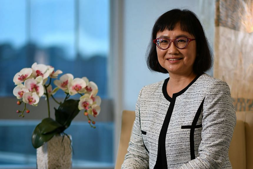 ExxonMobil Asia-Pacific chairman and managing director Geraldine Chin, 55, took over the reins at the oil giant on Jan 1.