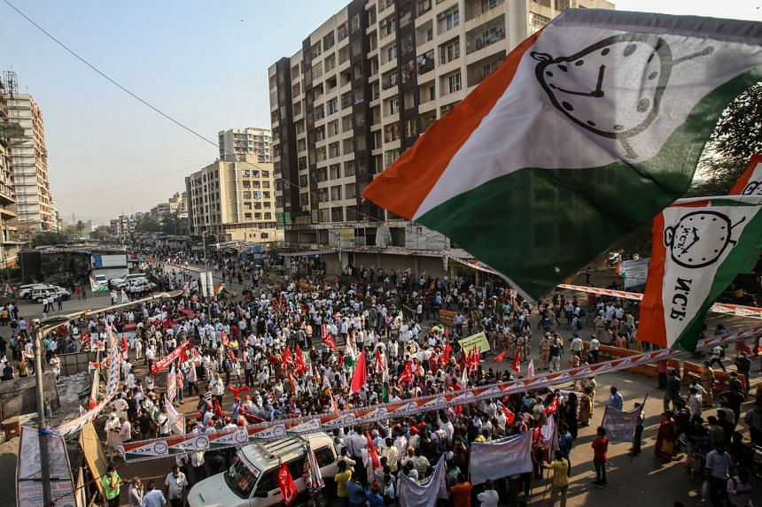 PM Modi is no stranger to sparking public anger with his determination to push through reforms, but this may be his most vital stand-off yet.