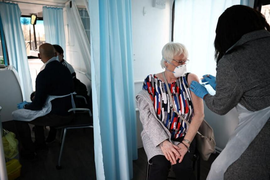 European Medicines Agency said there were not enough results to show how well it worked for those older than 55.