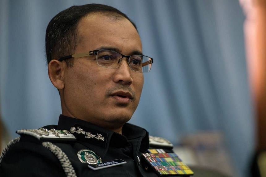 Immigration chief Khairul Dzaimee Daud said no refugees registered with the UN or members of Myanmar's Rohingya Muslim minority are among those being deported.