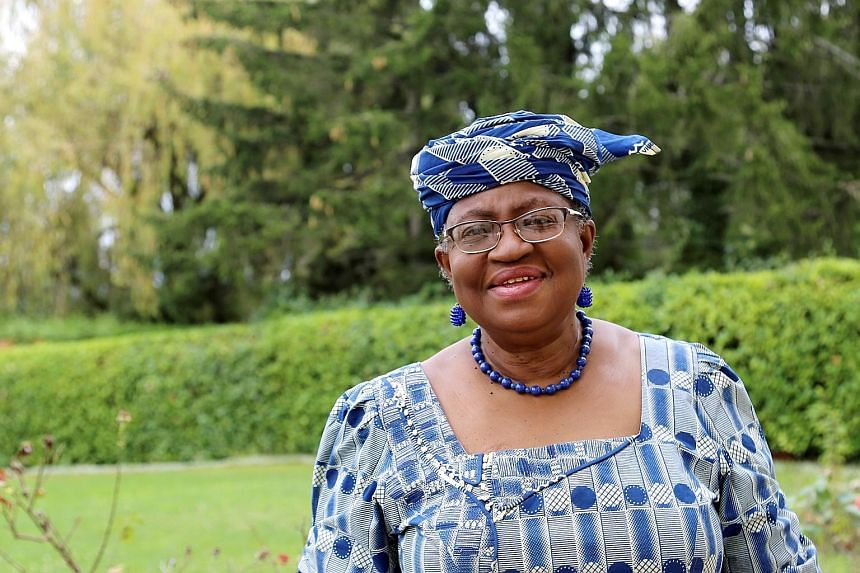 Dr Okonjo-Iweala is a development economist who spent 25 years working at the World Bank, including as managing director, and served two terms as Nigeria's finance minister, as well as the country's foreign affairs minister. She is a US citizen and s